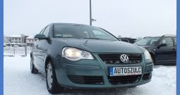 VW Polo 1.2 Benzyna, Zarejestrowany, Opłacony, Doinwestowany