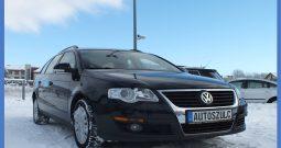 VW Passat B6 2.0 TDI, Sprowadzony, Zadbany, Serwisowany, Oryginalny stan