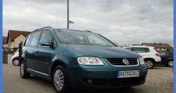 VW Touran 2.0 TDI, Model : 2005r, Zadbany, Bardzo ładny lakier, Warty uwagi