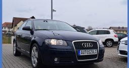 Audi A3 1.9 TDI, I-Właściciel, Sportback, 5-drzwi, Doinwestowany
