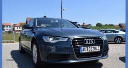 Audi A6 2.0 TDI CR , BiXenon, Navi, Parktronic, Skóry, Manual, Limuzyna, Menu POLSKIE, Full Opcja , Model : 2012