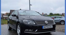 VW Passat B7 2.0 TDI CR, I-Właściciel, Zarejestrowany, Zadbany, Limuzyna , Blokada skrzyni biegów