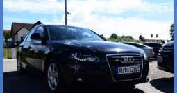 Audi A4  B8 2.0 TDI CR 170 PS, Led, Nawigacja, Kombi, Klimatronik, Serwisowany, Zadbany, 6-biegów ( manual )