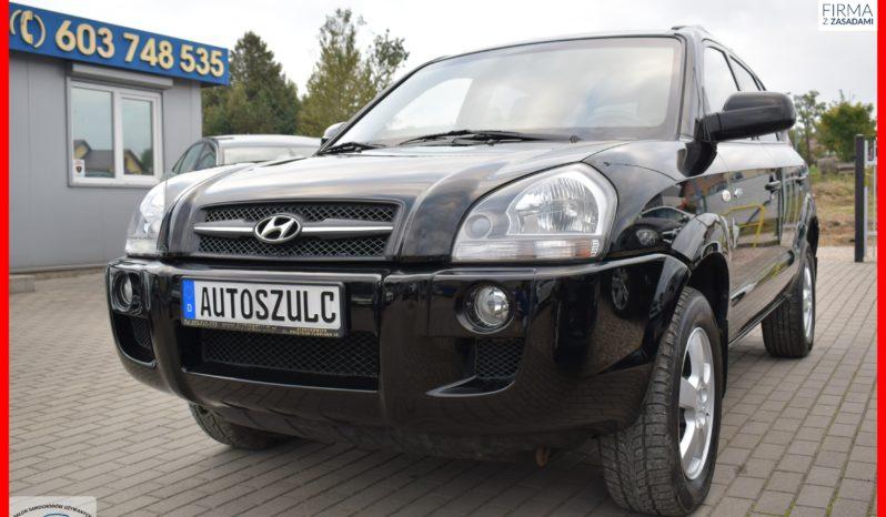 Hyundai Tucson 2.0 CRDI , I-Właściciel, Hak, 4×4, Terenowy, Bardzo dobry stan , Gwarancja full