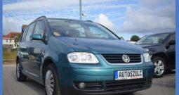 VW Touran 2.0 TDI, 7- Osobowy, Automat, Model : 2005, Rodzinny, Ekonomiczny, Super stan