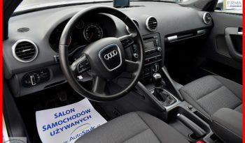 Audi A3 Sportback 1.6 TDI common rail, Serwisowany, Bezwypadkowy, Zadbany full