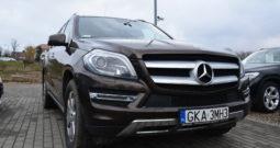 Mercedes GL 350 X166 3.0 Diesel, Bluetec, 7-osobowy, Zarejestrowany, I-Właściciel, Full Opcja ! , Bezwypadkowy, Serwisowany , Model 2014