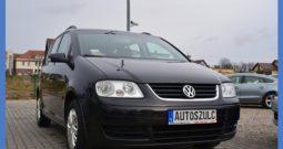 VW Touran 1.9 TDI , 7-Osobowy, Zarejestrowany, 6-biegów, Klimatronik, Gwarancja, Bardzo dobry stan