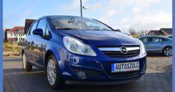 Opel Corsa 1.3 CDTI, Model: 2008r. 5-drzwi, Zadbany, Mały przebieg, Ekonomiczny, I-Właściciel