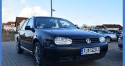 Volkswagen Golf IV 1.6 Benzyna, I-Właściciel, Zadbany, 5-drzwi, Godny Uwagi, Gwarancja