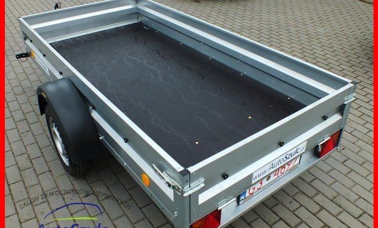 Przyczepa Neptun 263x125x30 Jednoosiowa, Nowa, DMC 750 kg, Raty full