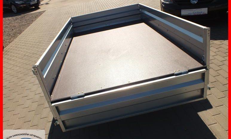 Przyczepa Neptun 236x129x30 ,wywrotka, popularny model, nowa, gwarancja, DMC 750 kg, Raty full