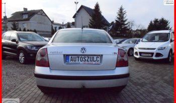 VW Passat B5 FL 1.9 TDI , I-Właściciel, Limuzyna, Moc; 131 KM , Zarejestrowany full