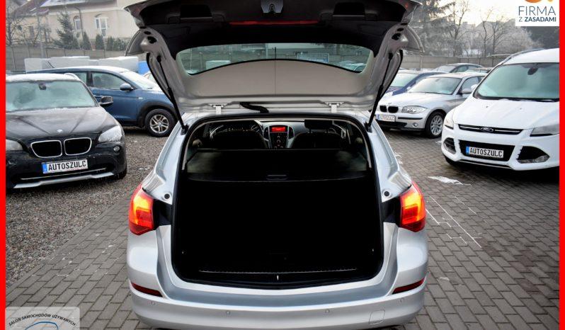 Opel Astra 1.7 CDTI , I-Właściciel, Zadbany, 6-biegów, Czujniki cofania, Rodzinne auto full