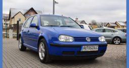 VW Golf IV 1.6 Benzyna, Zarejestrowany, 5-drzwi, Zdrowy, Zadbany, gotowy do drogi