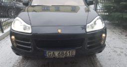 Porsche Cayenne I SUV 4.8 V8 S 385 Koni ! , Zarejestrowany, Niski przebieg, Doinwestowany, Zadbany, Full Pakiet