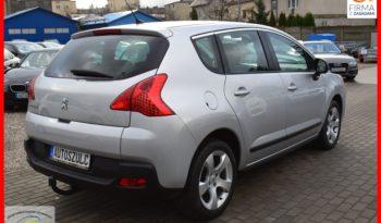 Peugeot 3008 1.6 HDI, Sprowadzony, Zadbany, Model: 2010, Bezwypadkowy full