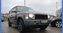 Land Rover Range Rover III 4,4 Benzyna+Gaz, Zarejestrowany, Opłacony, Gaz ważny do 2024r, Full Opcja