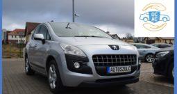 Peugeot 3008 1.6 HDI, Sprowadzony, Zadbany, Model: 2010, Bezwypadkowy
