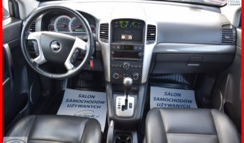 Chevrolet Captiva 2.0 CRDI, I-Właściciel, Zarejestrowany, Automat, Skóra, Serwisowany full