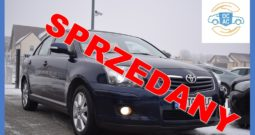 Toyota Avensis Lift 1.8 Benzyna Rok pierwszej rej : 2008 , 85 tyś przebiegu, Zarejestrowana, Opłacona, Sprawna w 100 %