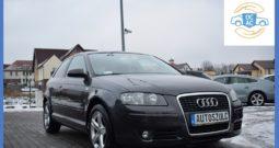 Audi A3 1.6 Benzyna , Zarejestrowany, Sprawny 100 % , Model: 2007,