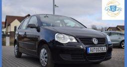 VW Polo 1.2 Benzyna, 5-drzwi, Serwisowany, Bardzo dobry stan, Ekonomiczny, Gwarancja !