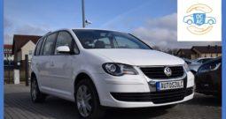 VW Touran 1.9 TDI 105KM, Zarejestrowany, Wersja: Lift, Opłacony, Automat