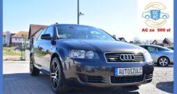Audi A3 LIFT 1.6 Benzyna, Klimatronik, Dotykowe radio, Pełna dokumentacja, Serwisowany