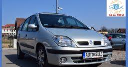 Renault Megane Scenic 1.6 Benzyna, Automat, I-Właściciel, Opłacony, Zarejestrowany, Bez wkładu, Zadbany egzemplarz