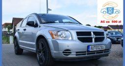 Dodge Caliber SXT 2.0 Benzyna 156 PS, Automat, Bezwypadkowy, Zadbany