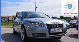Audi A4 B7 2.0 TDI, Manual ( 6-biegów ), I-Właściciel, Model : 2007, Serwisowany