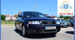 Audi A4 B6 1.9 TDI 131 KM, Kombi, Z Niemiec, Klimatronik, Hak, I-Właściciel