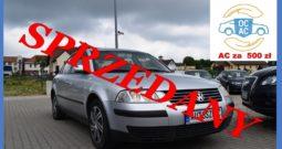 VW Passat B5 FL 1.9 TDI , I-Właściciel, Limuzyna, Moc; 131 KM , Zarejestrowan