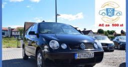 Volkswagen Polo 1.4 TDI , Model : 2004, Zarejestrowany, Klima, Gwarancja