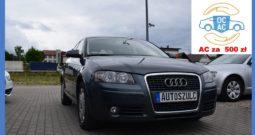 Audi A3 1.9 TDI 105 PS, Model : 2006 , 5-drzwi, Zadbany, Klima, Gwarancja, Z Niemiec !!
