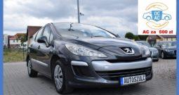 Peugeot 308 1.4 Benzyna, Ekonomiczny, Zadbany, Niski Przebieg, Gwarancja