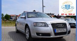 Audi A6 2.0 FSI ( benzyna ) Model : 2006, Serwisowany, Bezwypadkowy, Bardzo ładny