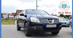 Nissan Qashqai 1.6 Benzyna, Model : 2010, Z Niemiec, I-Właściciel, SUV, Klimatronik, Gwarancja