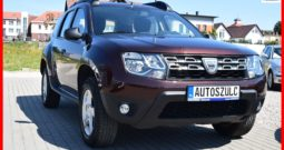 Dacia Duster 1.6 Benzyna, Salonowy, I-Właściciel, Stan jak Nowy, 19 tyś km, Pełen Serwis, Na Gwarancji fabrycznej, Bezwypadkowy