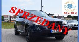 BMW X-3 3.0 TDI, M-Pakiet, 4×4, Kamera cofania , Bogata Opcja, Zadbany, Skóry, Z Gwarancją