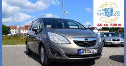 Opel Meriva 1.3 CDTI , Nowy Model, Serwisowany, Bezwypadkowy, Bardzo dobry stan