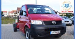 Volkswagen Transporter T5 1.9 TDI, Pod zabudowę (laweta, kontener, skrzynia krótka, długa, izoterma, food track ), Bezwypadkowy, Pełna dokumentacja