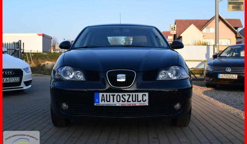 Seat Ibiza 1.4 Benzyna, 5-drzwi, Klimatronik, Czujniki cofania, Ekonomiczny, Sprawny, Zwinny, Miejski, Gwarancja full