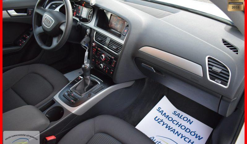 Audi A4 B8 2.0 TDI, Model : 2013, Xenon, 6-biegów, Kombi, Zadbany, Godny Polecenia, Gwarancja full
