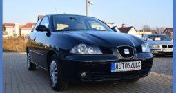 Seat Ibiza 1.4 Benzyna, 5-drzwi, Klimatronik, Czujniki cofania, Ekonomiczny, Sprawny, Zwinny, Miejski, Gwarancja