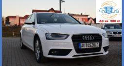Audi A4 B8 2.0 TDI, Model : 2013, Xenon, 6-biegów, Kombi, Zadbany, Godny Polecenia, Gwarancja
