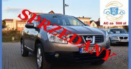 Nissan Qashqai 1.6 Benzyna + Gaz, Salonowy, Zarejestrowany, Opłacony, Sprawny, Ekonomiczny, Godny Polecenia