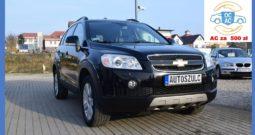 Chevrolet Captiva 2.0 CRDI, 7-Osobowy, I-Właściciel, Zarejestrowany, Opłacony, Terenowy