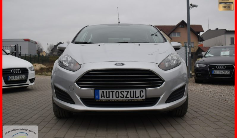Ford Fiesta 1.0 Benzyna, Nowy Model ( duży gril ), Serwisowany, Bezwypadkowy, I-Właściciel, Zadbany, 5-drzwi, Ekonomiczny, Zwinny full